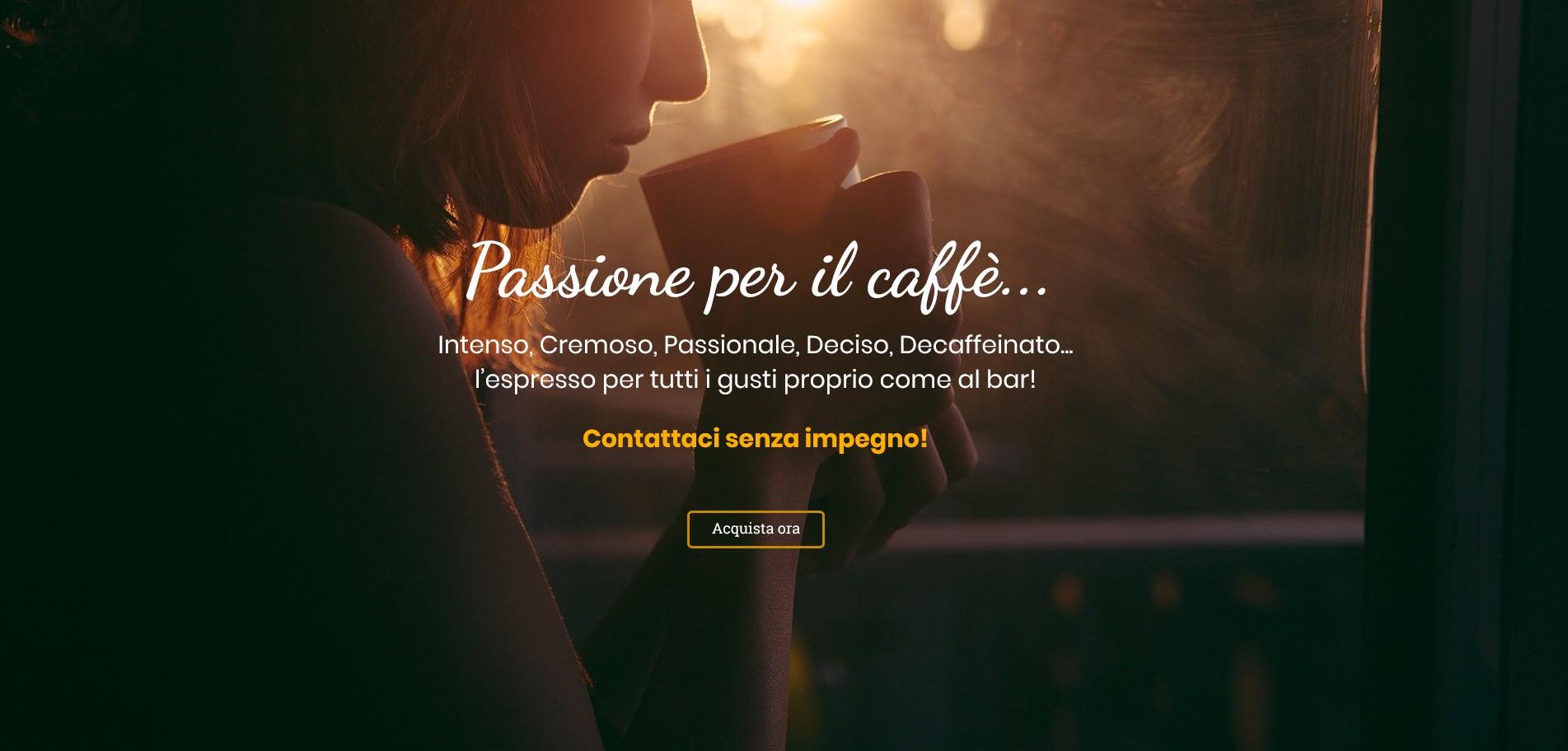 Capsule - Sprint Caffè